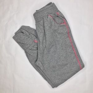 Hanna Andersson Big Girl Ruched Cuff Joggers